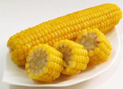 速冻粘玉米